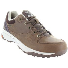 Hi-Tec Wild-Life Lux Low I WP Chaussures Homme, brown